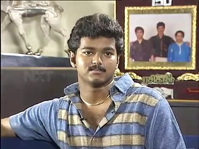 Thalapathy Vijay's Interview - Rare Moments Part 1 Sun TV