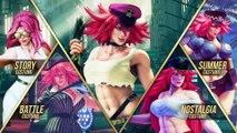 Street Fighter V - Présentation de Poison