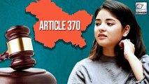 Zaira Wasim's Shocking Reaction After Modi Government Scraps Article 370
