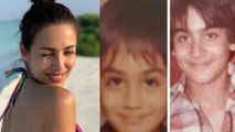 Malaika Arora calls son Arhaan a xerox copy of Arbaaz Khan | FilmiBeat