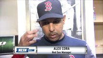 Alex Cora On Eight-Game Losing Streak: 'It Wasn't A Good Week'