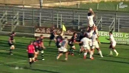 Préparation : les essais du Provence Rugby face à Valence-Romans