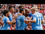 Liverpool 1 - 1 Manchester City