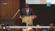 Véhicules et factures téléphoniques de l'administration : Macky Sall prend des mesures