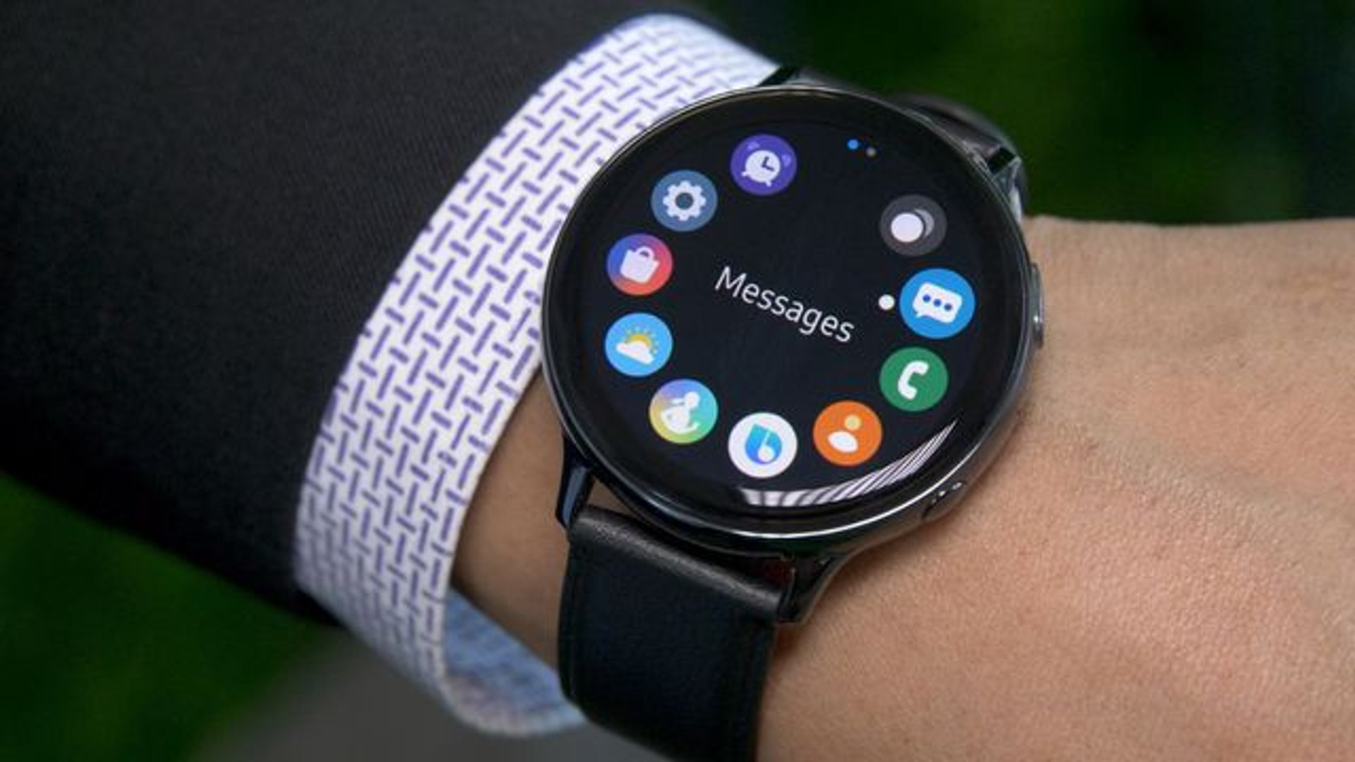 What it's like to wear Samsung's new Galaxy Watch Active 2