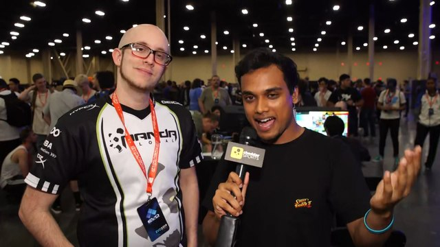 Panda Global's 'ESAM' Prepares for the Super Smash Bros. Ultimate Tournament at  EVO 2019