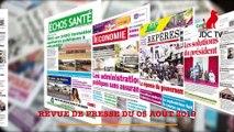 Revue de la Presse Camerounaise du 5 Août 2019