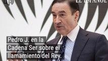 Pedro J. Ramírez vuelve a Cadena Ser después de 30 años