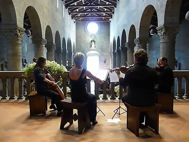 JustinMusic -Quartetto d'archi firenze -Canone di Pachelbel e Gabriel's oboe