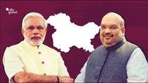 Jammu - Kashmir Reorganisation Bill Passes in Rajya Sabha