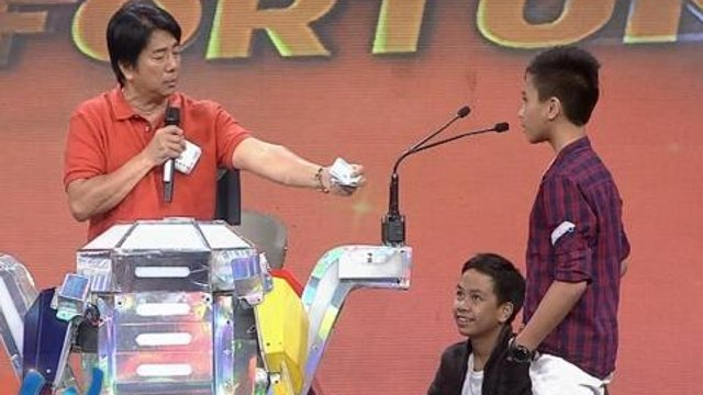 Wowowin: Willie Revillame, sinagot ang pamasahe pauwi ng 'Willie of Fortune' contestant