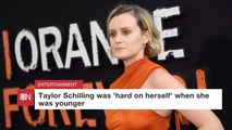 Taylor Schilling Reflects On Her Life