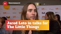 Jared Leto Thinks About 'The Little Things'