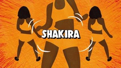 YK Osiris - Shakira