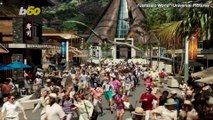 Ready, Set, Go! Universal Studios To Host 'Jurassic World' Races