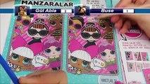 LOL Sürpriz Orijinal LOL Dergisi 5 Sürprizli Bulmacalı Testli Eğlence Dergisi Bidünya Oyuncak