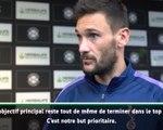 """Tottenham - Lloris : """"L'objectif principal reste le top 4"""""""