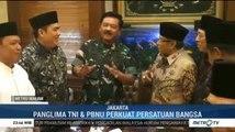 TNI dan PBNU Bersinergi Cegah Penyebaran Ideologi Radikalisme