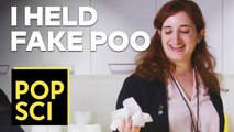 The Top-Secret Research (and Fake Poop) Behind Every Roll of Toilet Paper