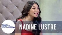 Nadine is happy that Bela Padilla took the role in Miracle in Cell   TWBA