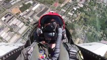 Raw video: PopSci flies in an Air Force F-16
