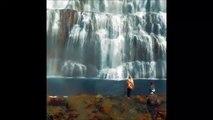 Venez découvrir les chutes Dynjandi en Islande... Magnifique