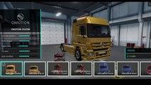 Truck Driver - Trailer Customisation