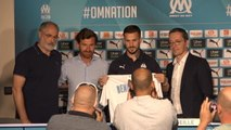 OM - Dario Benedetto officiellement présenté