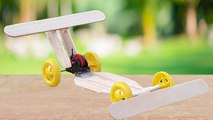 how to make a wooden Racing car