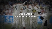 'It's frustrating' - Joe Root's first Test debrief