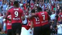 02/09/18 : Ramy Bensebaini (16') : Rennes - Bordeaux (2-0)