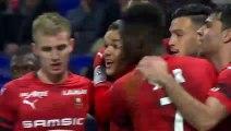 05/12/18 : Hatem Ben Arfa (41') : Lyon - Rennes (0-2)