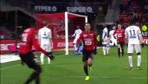 02/02/19 : Mehdi Zeffane (82') : Rennes - Amiens (1-0)