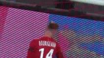 22/12/18 : Benjamin Bourigeaud (14') : Rennes - Nîmes (4-0)