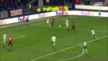 14/02/19 : Hatem Ben Arfa (45'+3) p. : Rennes - Betis (3-3)