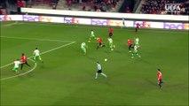 14/02/19 : Adrien Hunou (2') : Rennes - Betis (3-3)