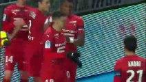 06/04/19 : Hatem Ben Arfa (35') : Angers - Rennes (3-3)