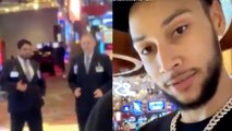 Ben Simmons Gets REJECTED At Australian Casino! Says He Was Racially Profiled!