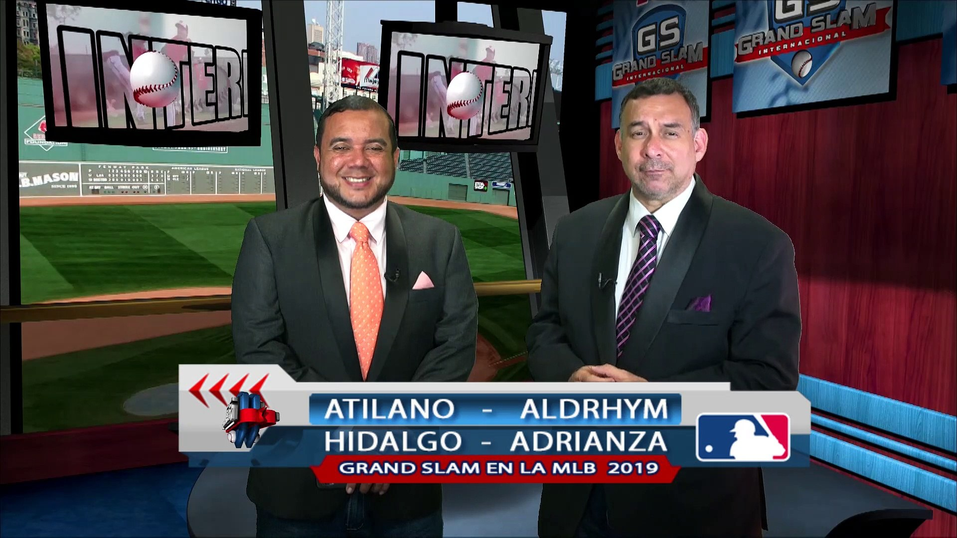 Grand Slam  MTV 229 en MLB 2019 Parte 03