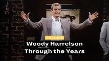 Woody Harrelson Through the Years