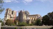 Notre-Dame : quelle pollution au plomb 4 mois après à l'incendie ?