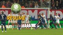 SM Caen - FC Lorient (1-2)  - Résumé - (SMC-FCL) / 2019-20