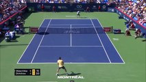 Stan Wawrinka beats Grigor Dimitrov 6-4, 6-4 to advance to Rogers Cup 2nd round