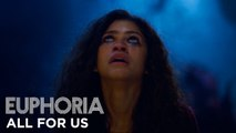 "euphoria - official song by labrinth - zendaya - ""all for us"" full song (s1 ep8) - HBO"