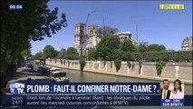 Face à la contamination au plomb des alentours de Notre-Dame, la mairie de Paris lance un plan de dépollution