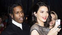 A$AP Rocky Reunites With Ex Kendall Jenner After Release From Jail