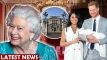 The Queen Gives Meghan - Harry 2nd home In Buckingham Palace
