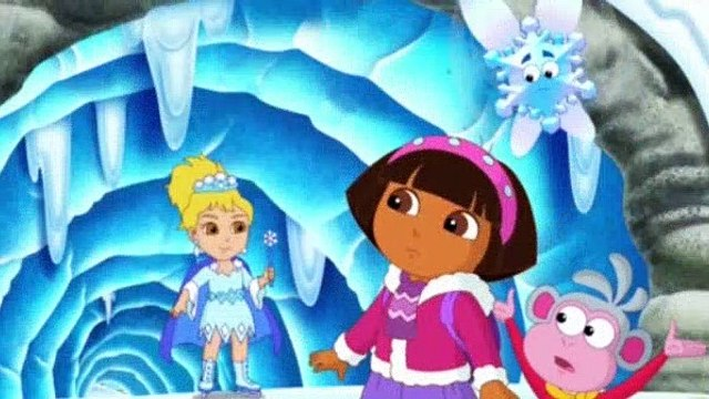 Dora the Explorer S08E11 - Doras Ice Skating Spectacular