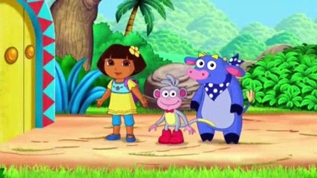 Dora the Explorer Season 8 Episode 14 - Doras Rainforest Talent Show