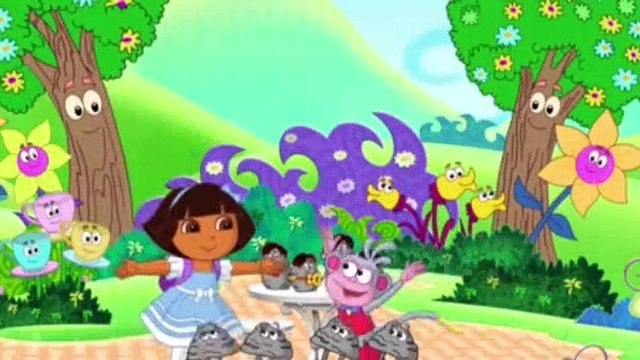 Dora the Explorer S08E12,E13 Dora in Wonderland